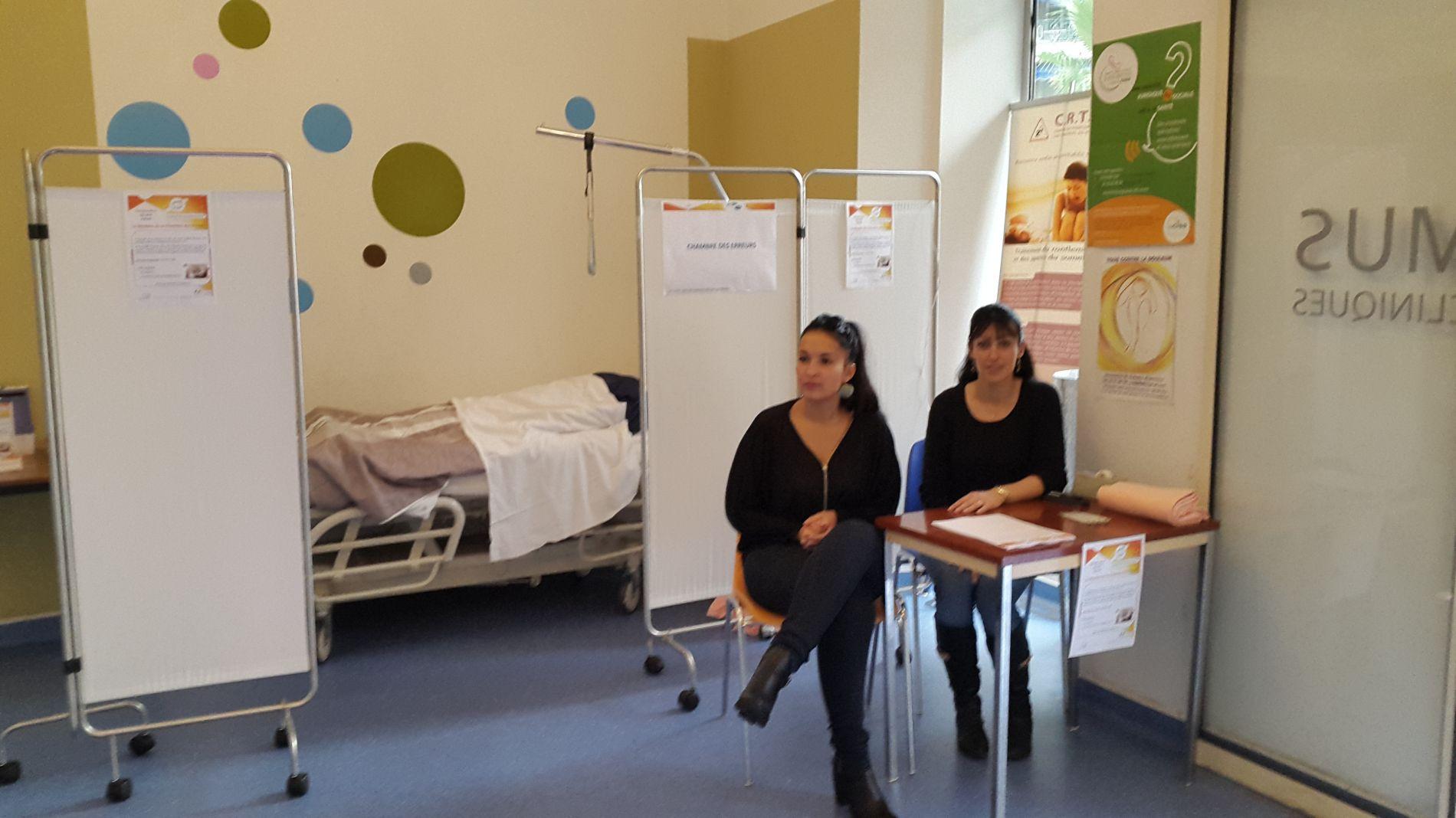 Semaine Sécurité des Patients : le succès de la chambre des erreurs