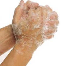 COVID19 - Lavage des mains